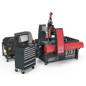 Maxiem Waterjet Cutting Machines Archives - Aquajet