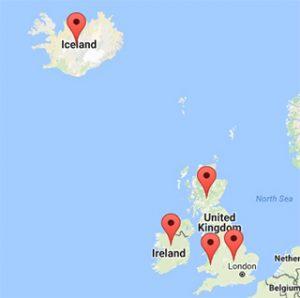 waterjet locations